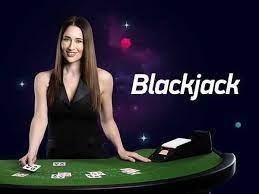 live blackjack logo